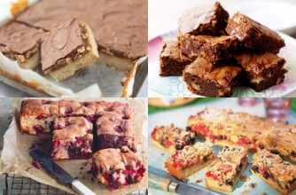 40 easy tray bake recipes