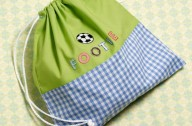 Footie bag, Footie bag craft