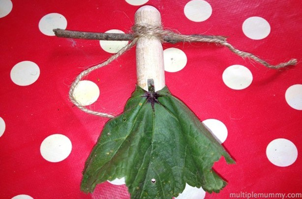 Photo mummy blog peg craft