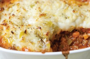 Photo: Cottage pie