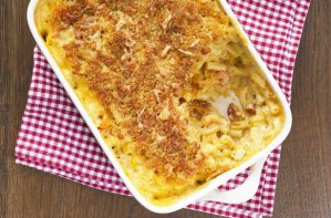 Photo: Macaroni cheese