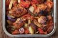 Photo: Spanish style chicken bake