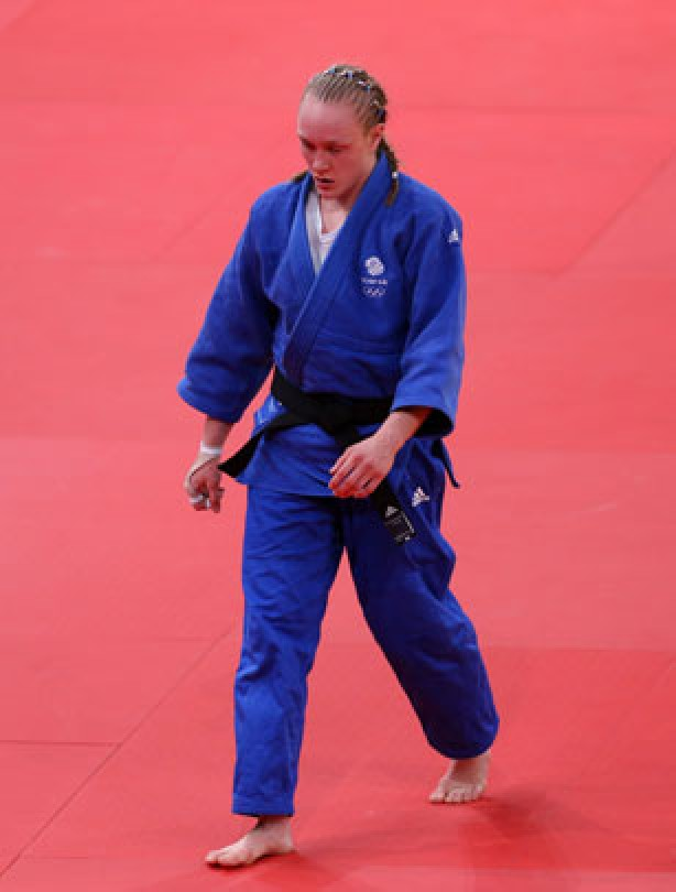 GB's Gemma Howell disqualified