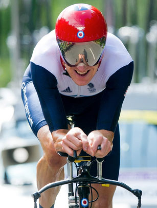 Bradley Wiggins wins second gold