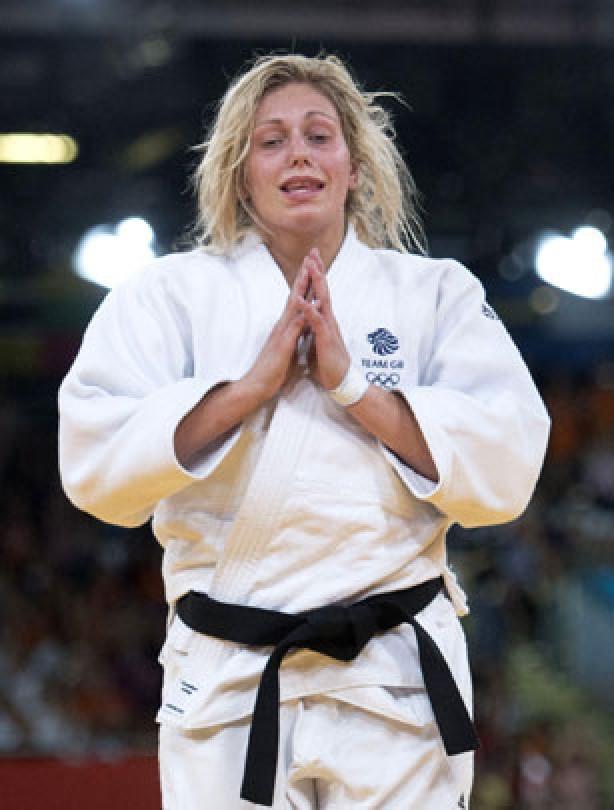 Silver winner Gemma Gibbons