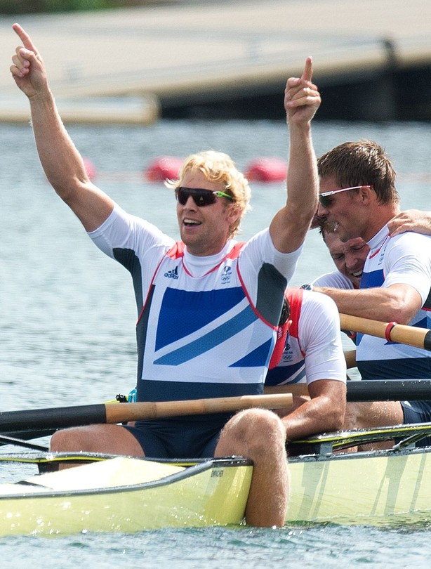 Britain's rowing champions