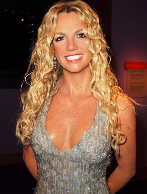 Britney Spears waxwork