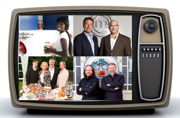 Food TV blog