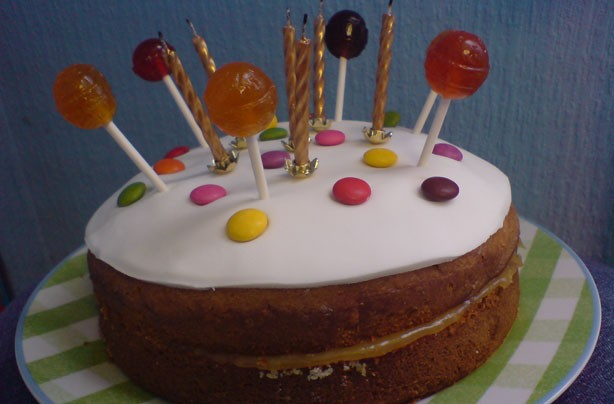goodtoknow's 5th birthday cake competition