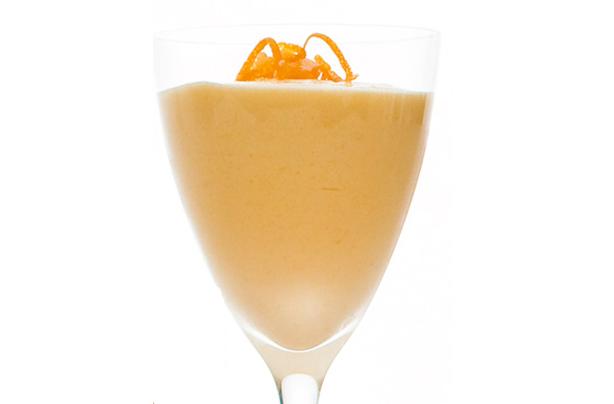 Mango and orange mousse recipe - goodtoknow