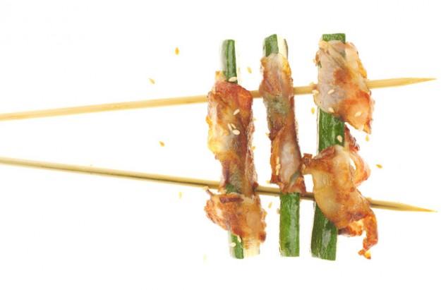 courgette kebab