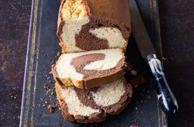 paul hollywood marble cake