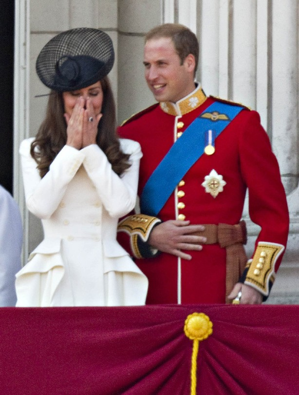Kate and Willam: June 2011