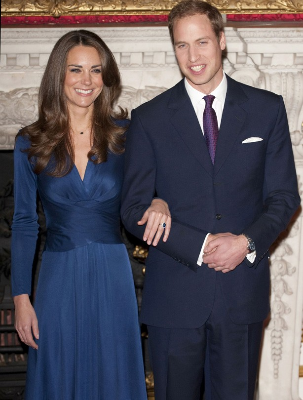 Kate and William: November 2010