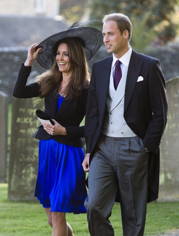 Kate and William: October 2010