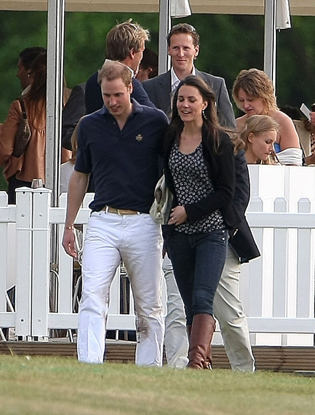 Kate and William: May 2009