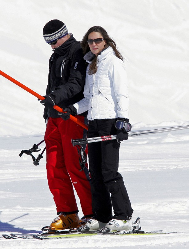 Kate and William: March 2008
