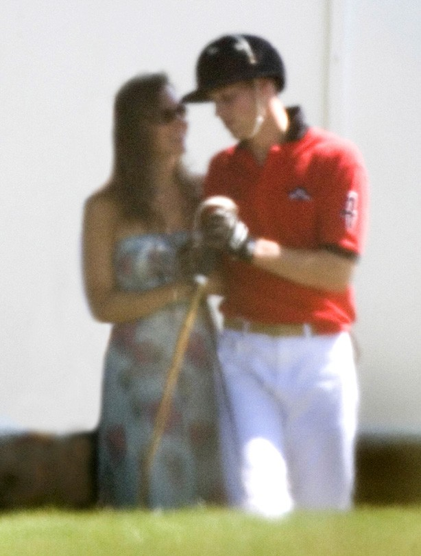 Kate and William: July 2006