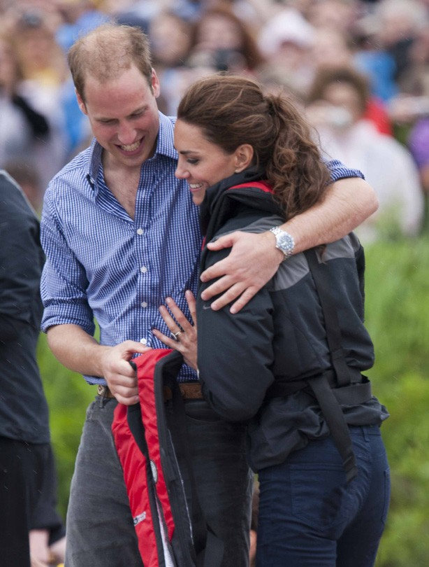 Kate and William: July 2011