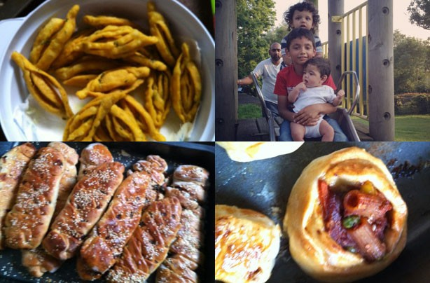 Your summer party food pictures