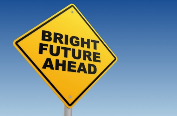 Bright future ahead after a break up