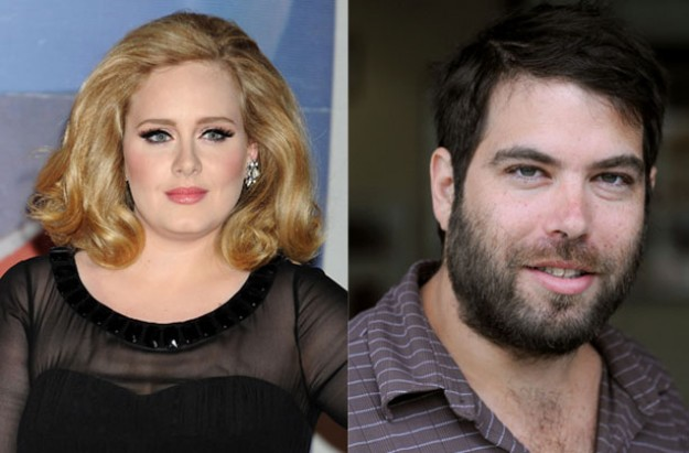 Adele and Simon married
