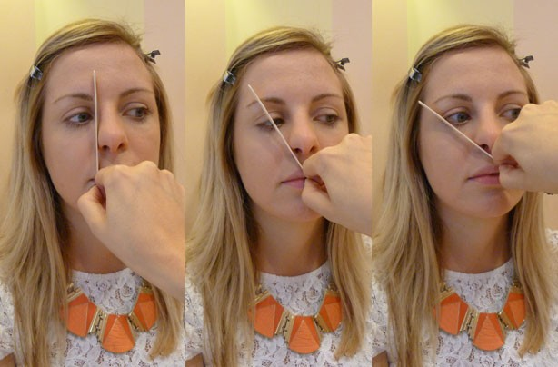 Benefit how to shape eyebrows measure