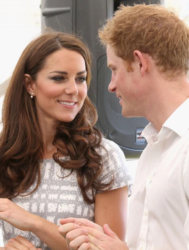 Prince Harry & Kate