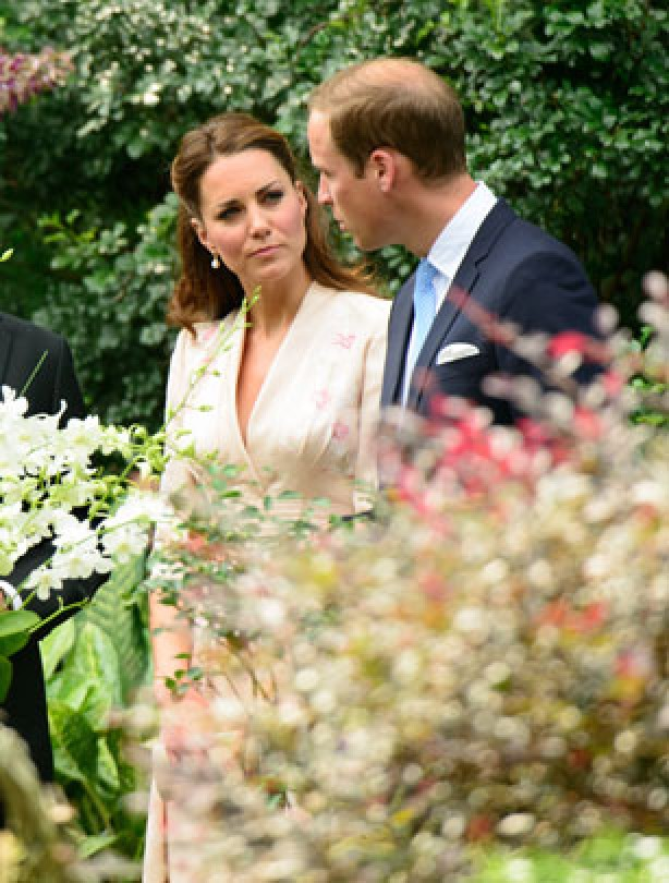 Kate and Will's Diamond Jubilee Tour 2012