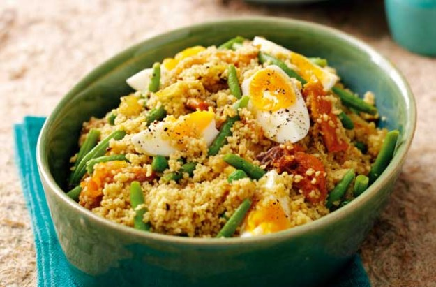 kipper couscous