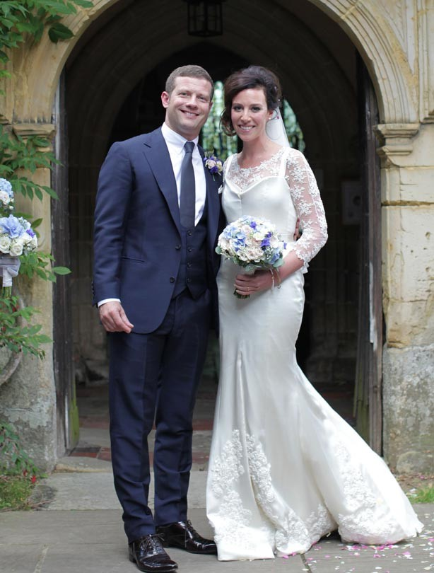 Dermot O'Leary's wedding