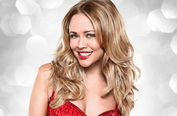 Kimberley Walsh Strictly Come Dancing