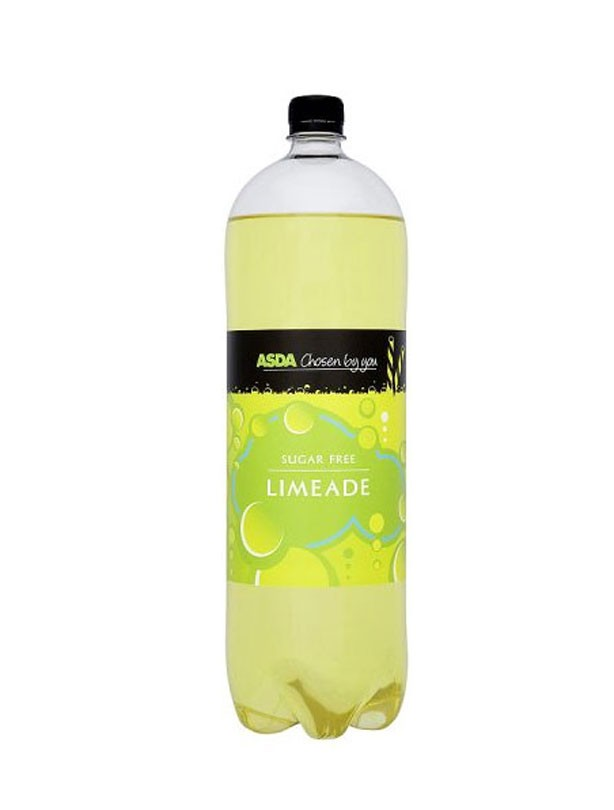 Fizzy drinks: The best and worst revealed - Asda Limeade ...