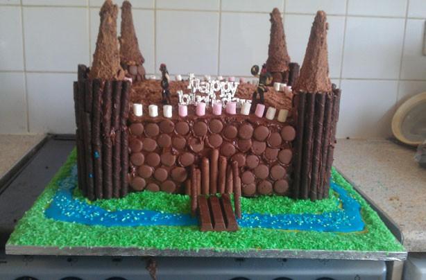 Russell Hobbs summer baking comp 2012