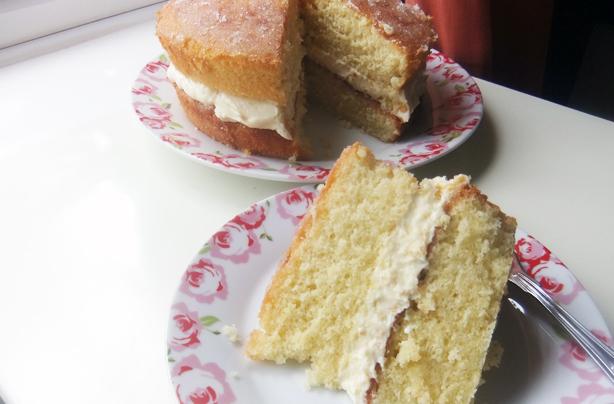 Lemon Drizzle Cake Recipe Goodtoknow