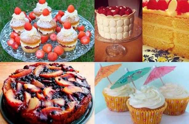 Your summer baking pics