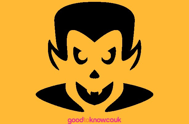 free pumpkin carving patterns vampire pumpkin carving