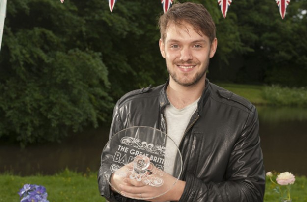 John Whaite wins The Great British Bake Off