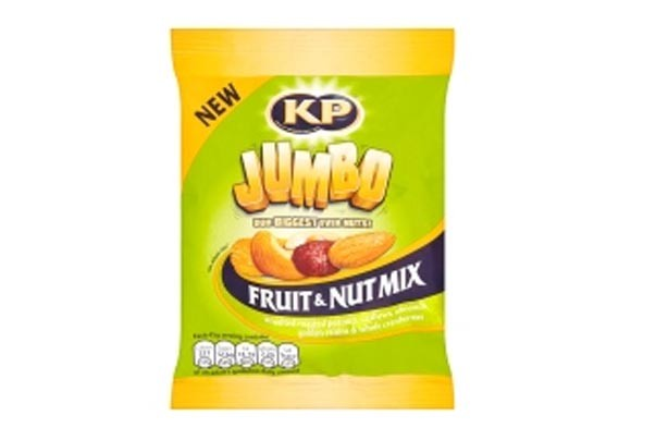 KP Jumbo Fruit & Nut mix