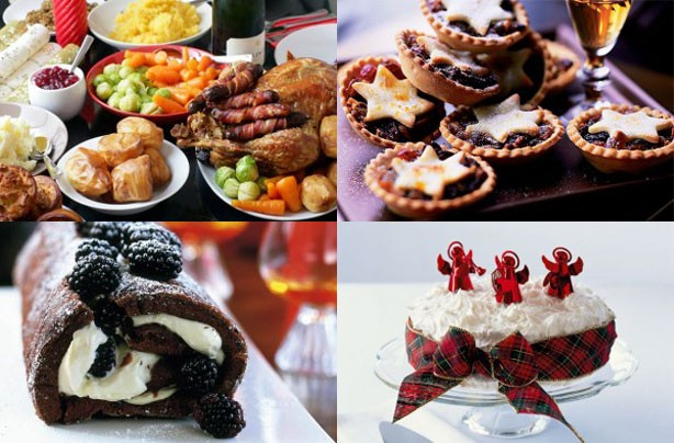 Christmas Food Recipes