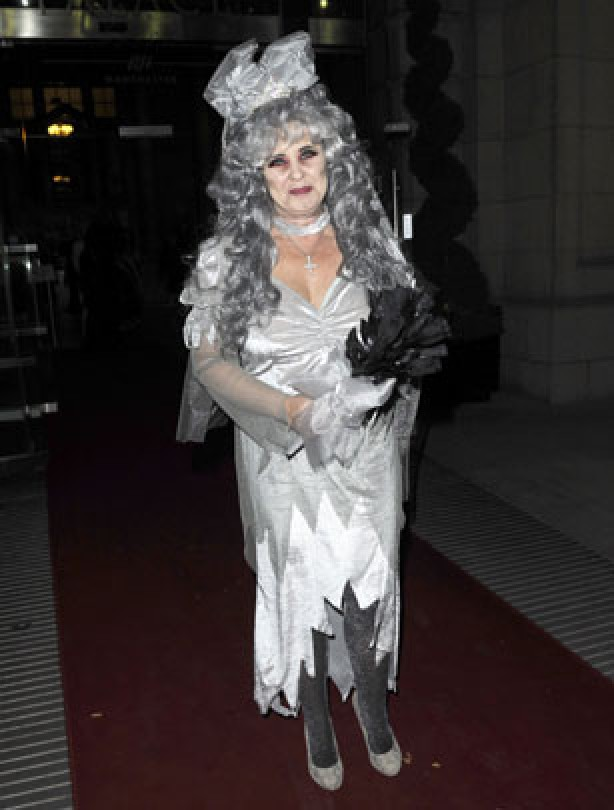 Coleen Nolan Halloween 2012