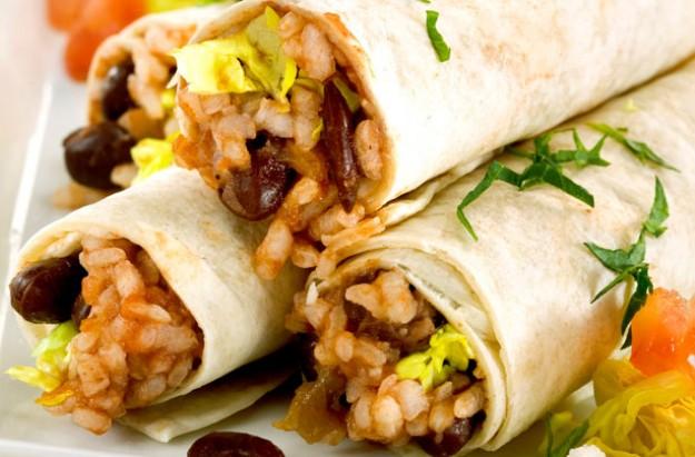 Burrito recipe