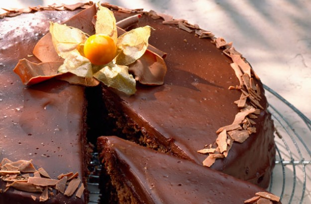 Chocolate Gateau recipe