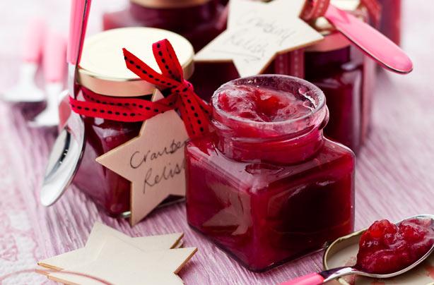 Edible Christmas food gifts