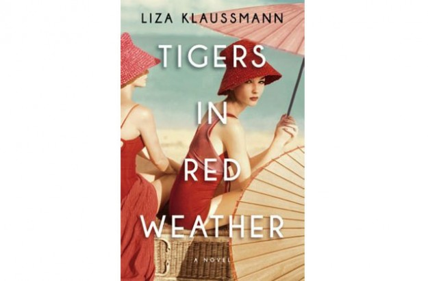 Tiger in Red Weather by Liz Klaussmann