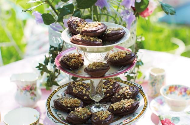 Pippa Middleton's Nuttella madeleines recipe