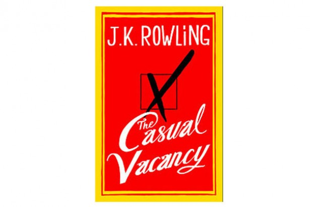 Casual Vacancy J K Rowling