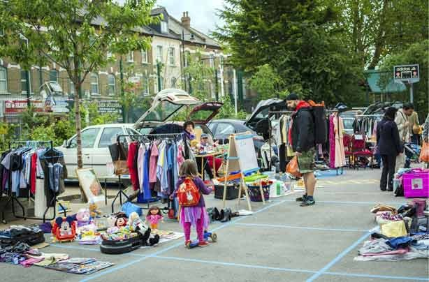 10 Fundraising Ideas, Car Boot Sale