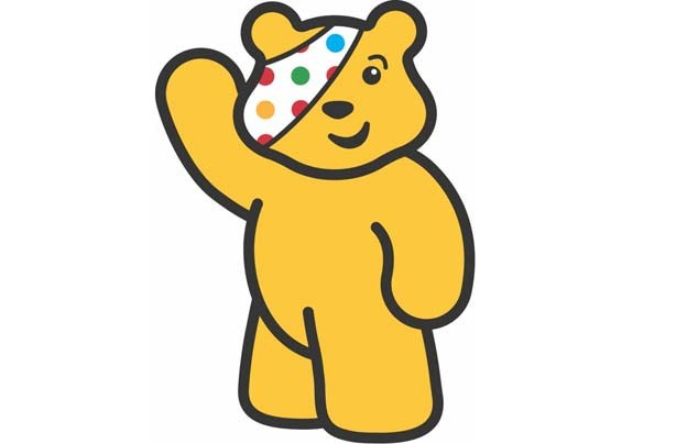 10 Fundraising Ideas, Pudsey Bear