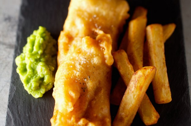 Fish batter recipe